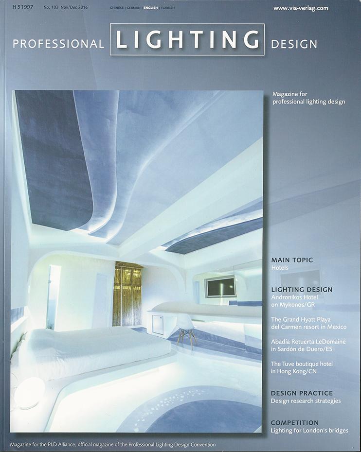Lighting Design Magazine Klab